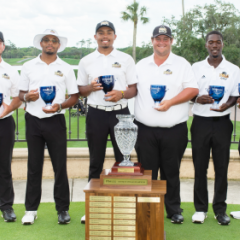 Prairie View A&M Men Capture the 34th PGA WORKS Collegiate Championship Title