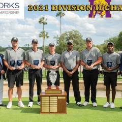 Miles College wins PGA Works DII title